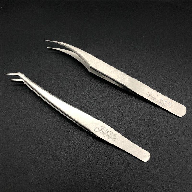 Pinzas de cocina y Bar de acero inoxidable Dolphin Plume de 12,5 cm pinzas para alimentos pinzas médicas para Cocina