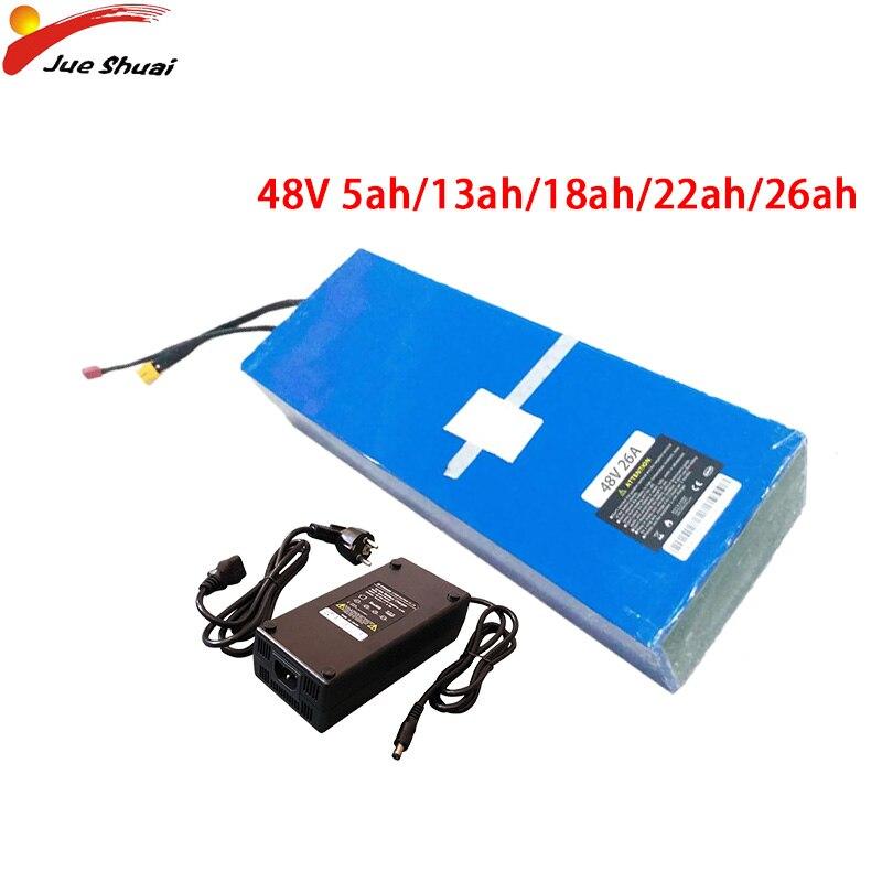 Envío Gratis eléctrica batería de scooter 48V Paquete de batería de litio...