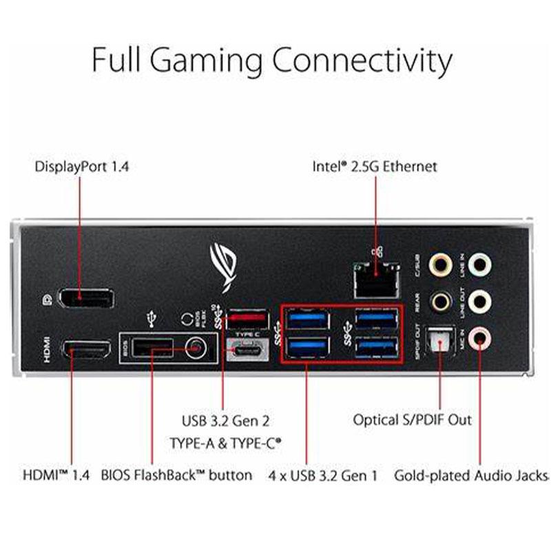 ASUS VC279H Eye Care Monitor - 27 Full HD, IPS, Ultra-slim, Frameless, Flicker Free, Blue Light Filter