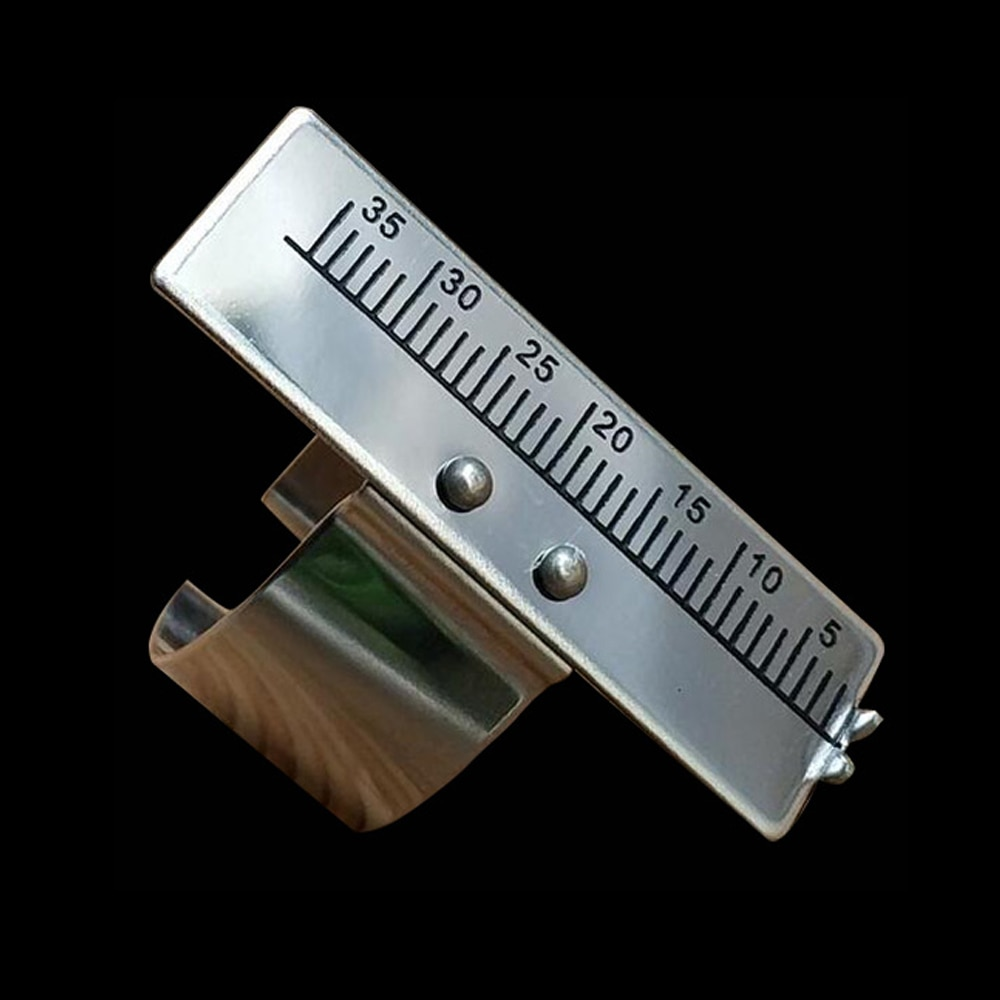 1 Pcs Dental span ring Laboratory Equipment Precision Finger Ruler Gauge instrument Endo Measure Sca