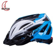 AY Spor Bisiklet Güvenlik Kaskları Ultralight Entegral Kalıplı Otoyol Yol Dağ MTB Bisiklet Bisiklet Kask kafa koruyucusu