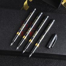 JIANWU 1 pièces créatif doux brosse tête marqueur stylo quotidien peinture pinceau stylo calligraphie dessin art fournitures