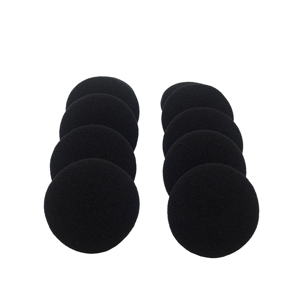 EarTlogis Sponge Replacement Ear Pads for Sony MDRAF845 MDR-AF845 Headset Parts Foam Cover Earbud Tip Pillow enlarge
