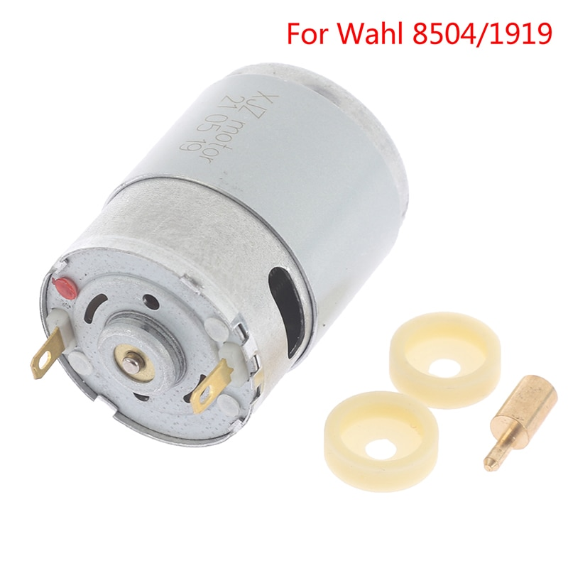 Hair Clipper Motor DC 3.6V Electric Hair Clipper Motor Replacement 7200 RPM Fit for Wahl 8504/1919 H