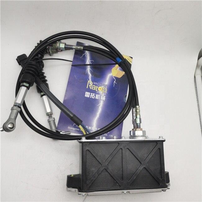 Двигатель регулятора CAT320B E320B L 247-5231 119-0633 3066, двигатель дроссельной заслонки 2475231 1190633
