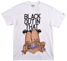 Mens Skater Streetwear Black Out Lil Wayne.TRUKFIT That T-shirt XL NWT