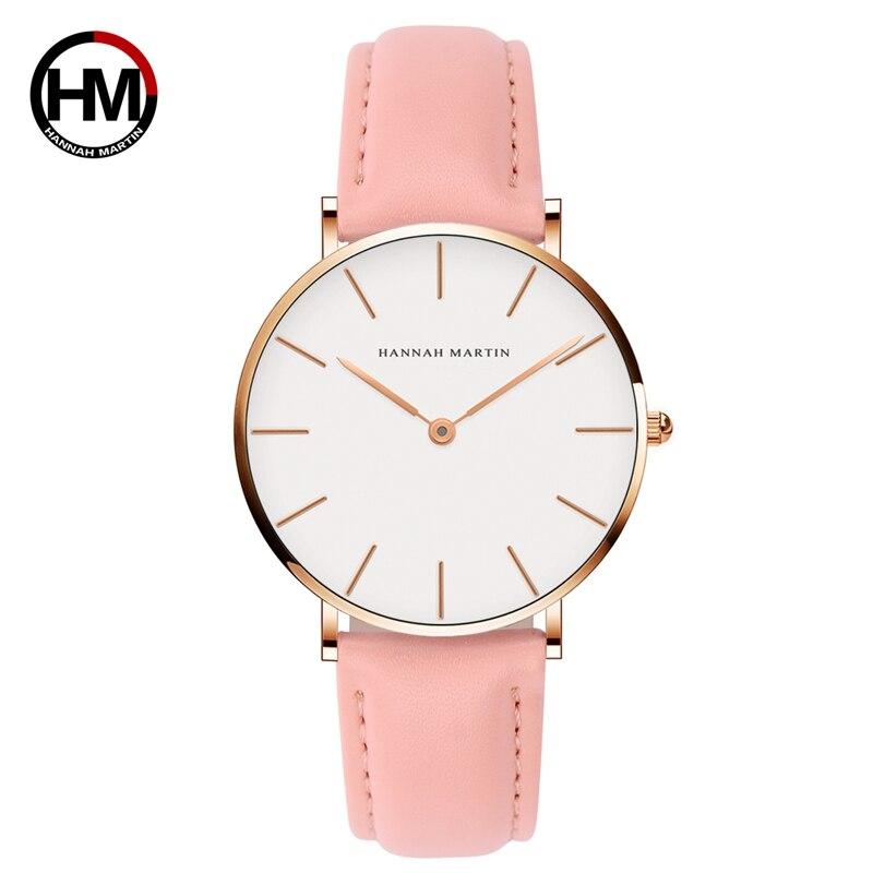 Reloj de cuarzo para mujer, relojes de marca de lujo para mujer, reloj resistente al agua de la vida, reloj de pulsera para mujer, reloj femenino