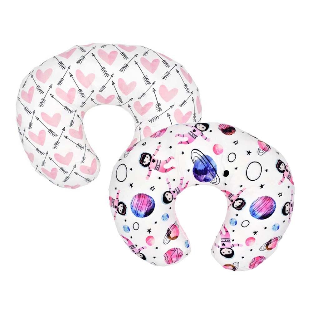 Ультрамягкий чехол для подушки для кормления грудью, наволочки для подушек для кормления грудью, наволочки для кормящих мам и беременных
