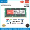 SHELI 8 ギガバイト 16 ギガバイト PC3L-12800S/1600 Mhz DDR3L CL11 204 ピン 1.35V SODIMM ノートパソコンのメモリ