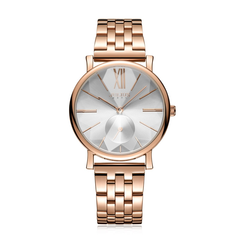 Best Selling Luxury Watch Top Brands Gift Dropshipping Watches for Women  Steeldive Case Stainless Steel Band Waterproof Clock enlarge