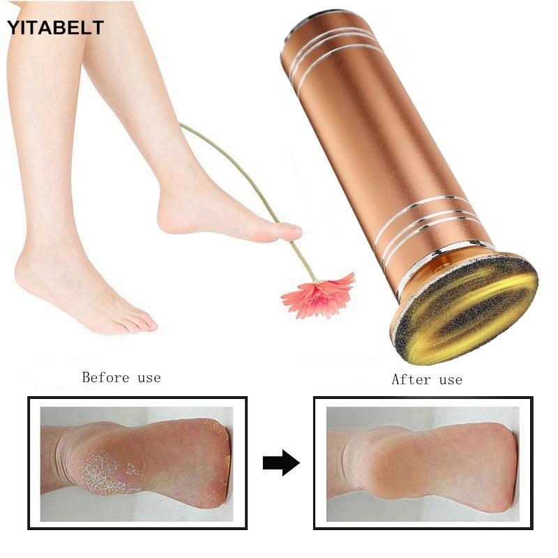 Electric Foot File Grinder Dead Skin Callus Remover For Foot Pedicure Tools Electric Foot Callus Remover EU Plug enlarge