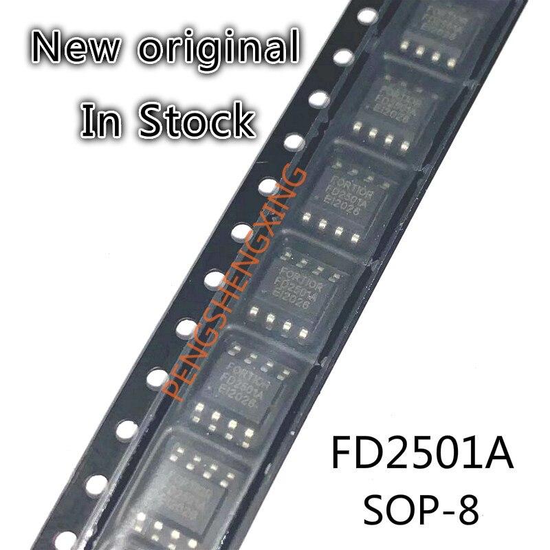 10PCS/LOT   FD2501A FD2501  SOP8    New original spot hot sale