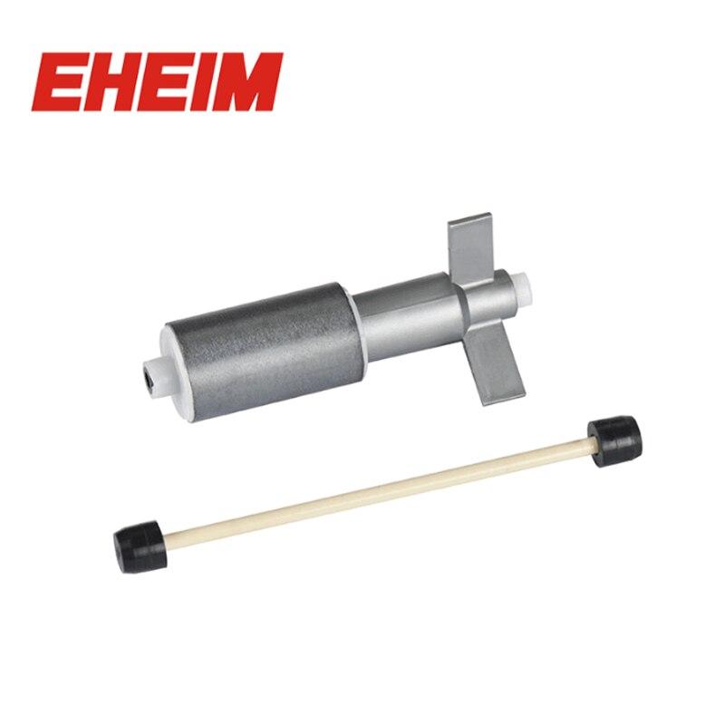 EHEIM clásico 150, 250, 350, 600 EHEIM 2211, 2213, 2215, 2217 Rotor de tambor de filtro de montaje del impulsor. Piezas de rotor de filtro Eheim