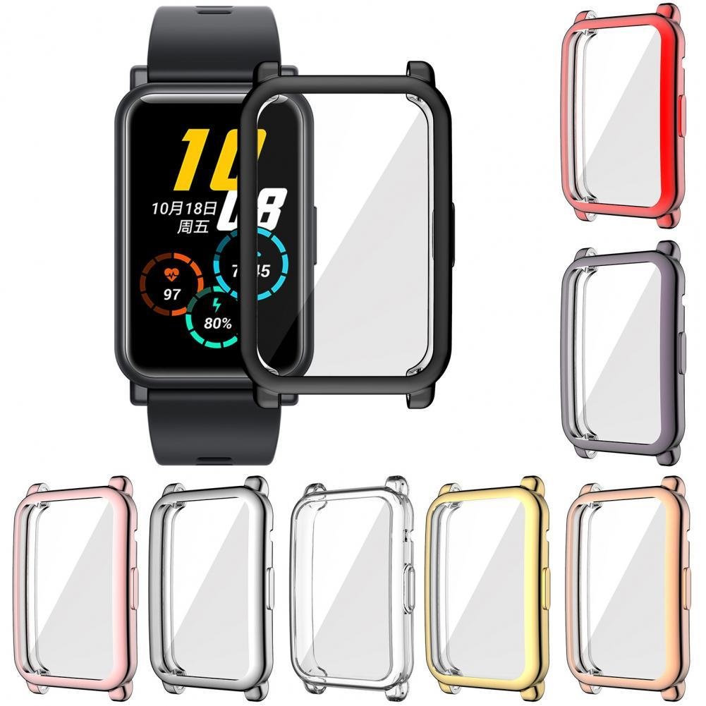 Anti-falling Anti-scratch Bracelet Full Protective Case Cover for Honor Watch ES Smart Wearable Devices Accessories
