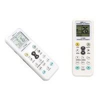 universal k 1028e low power consumption k 1028e air conditioner remote lcd ac remote control controller with lights