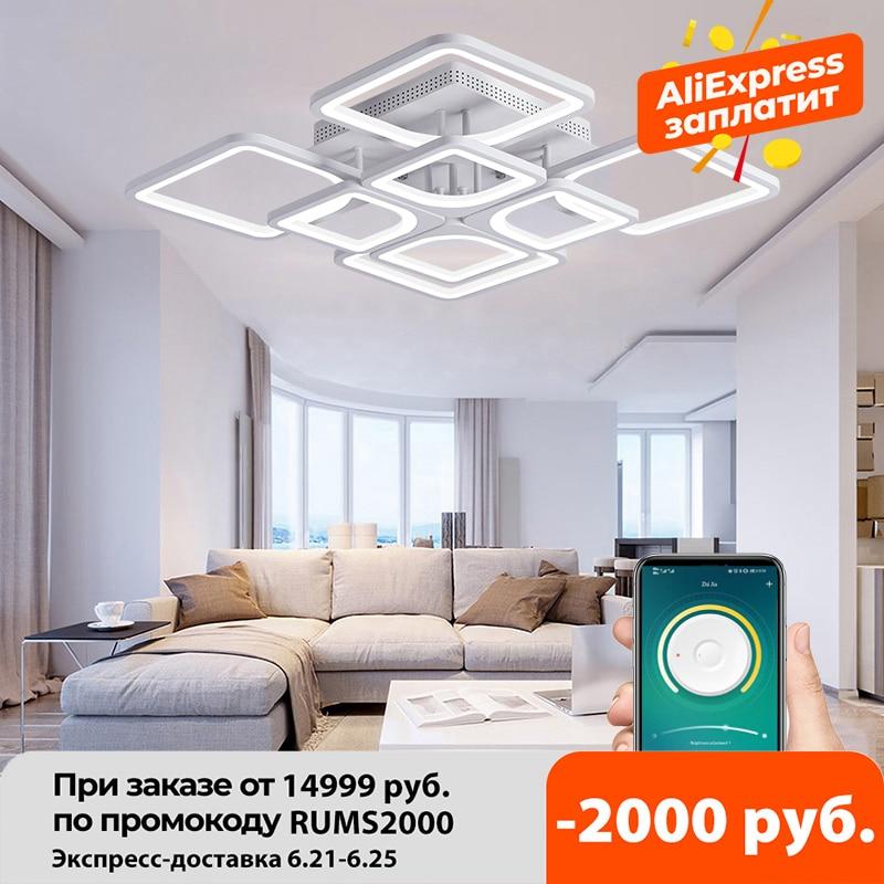Modern Led Chandeliers for Living Room Indoor Lighting Bedroom Handelier Lamp Home Decor Lighting Fixtures Room Indoor Lighting