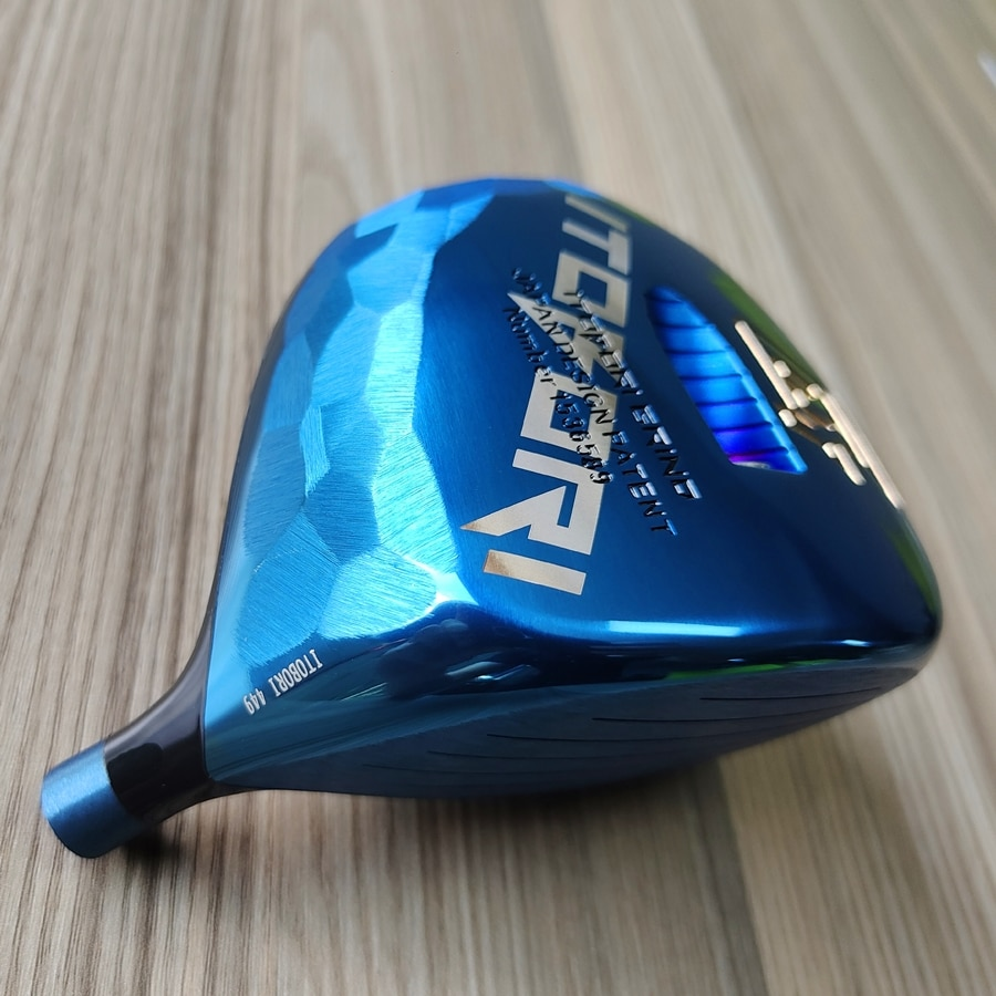 2020 ITOBORI MT  golf driver head  blue color high COR  golf club  wood  iron  wedge  putter