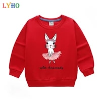 childrens hooded sweater 2021 new autumn and spring boys and girls baby tops loose cartoon jacket foreign style bottoming shirt