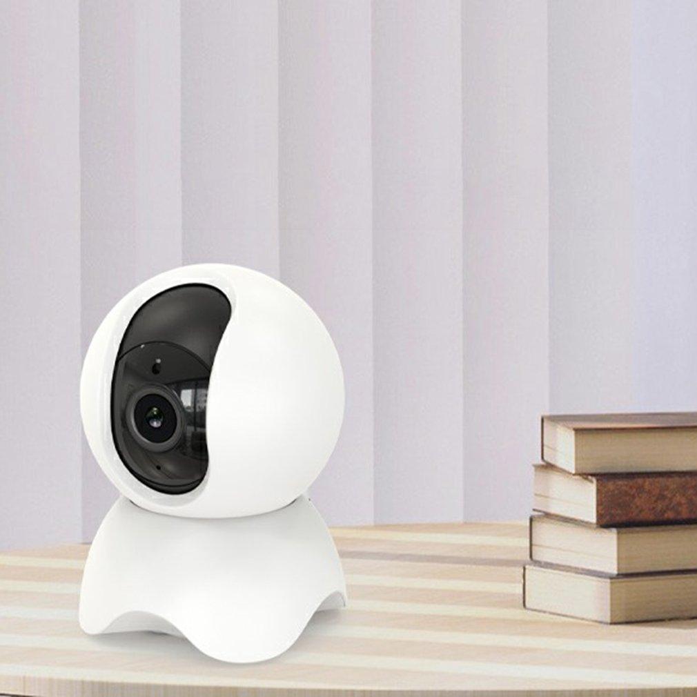 2021 Mini Wireless WIFI Indoor IP Camera Smart Camera Video Surveillance Tuya APP Home Security Camera For Infant Moniting