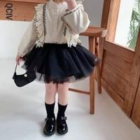 spring new girls fashion tutu skirt kids princess skirts girls skirt
