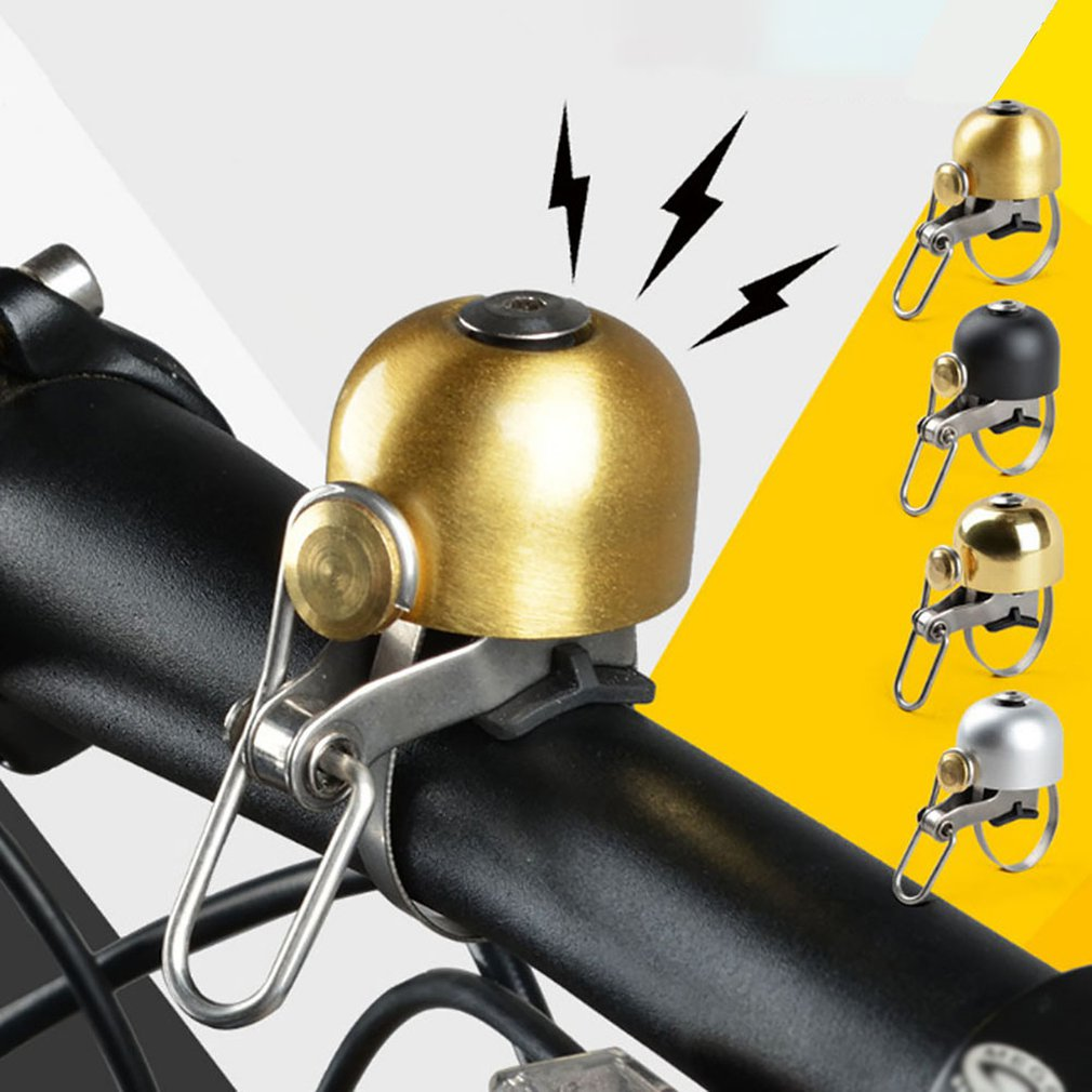 Bicycle Bell Folding Bike Retro Bell Mountain Bike Bell Horn Bicycle Cycling Accessories Bicycle Bell richard bell stolen