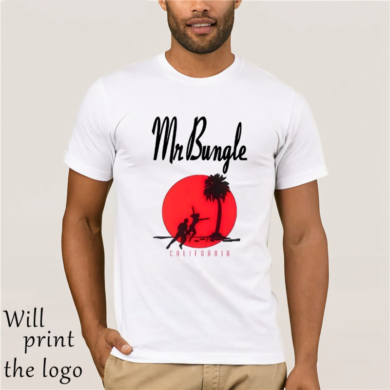 Mr Bungle California surfistas Funk Rock música Retro camiseta 168