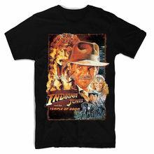 Indiana Jones Movie Man'S Fashion Tshirts Sloth Tshirts Mens Skull T-Shirts Lgbt Shirts Big Sizes Pabkqh