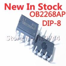 5 pièces/lot 100% qualité OB2268AP OB2268 DIP-8 LCD puce de gestion de lalimentation en Stock nouveau Original