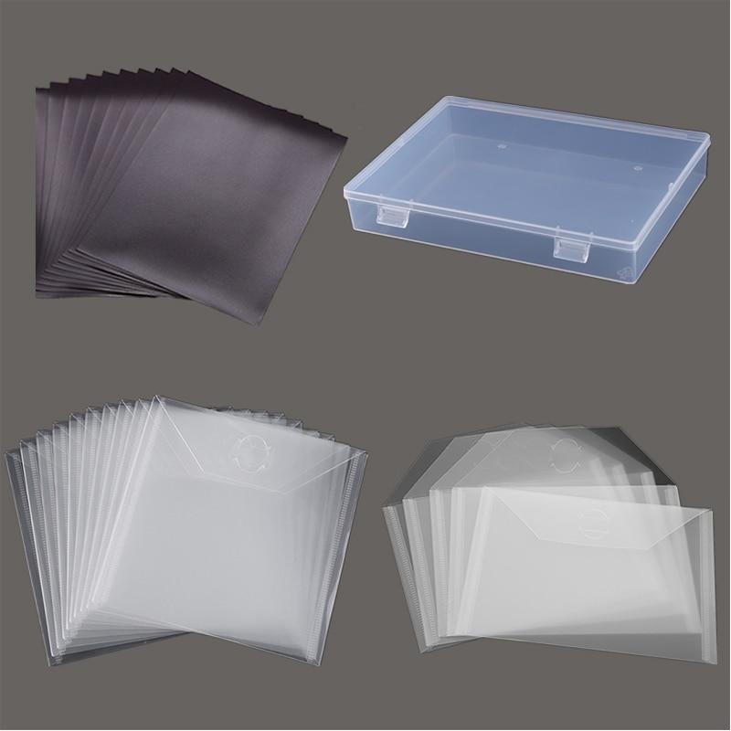 Магнитные пакеты и пластиковые пакеты для хранения, контейнеры для хранения, пресс-формы для хранения, прозрачные пакеты-органайзеры 2021