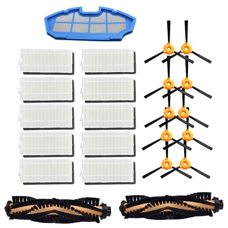 Replacement Parts Kit for Ecovacs Deebot N79 N79S DN622 500 N79W Yeedi K600 K700 Robotic Vacuum Cleaner Accessories
