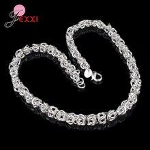 Snelle Levering Vrouwen/Mannen Mode-sieraden Hand Kettingen Zware Grote 925 Sterling Zilver Armbanden & Bangles Groothandel/Detailhandel