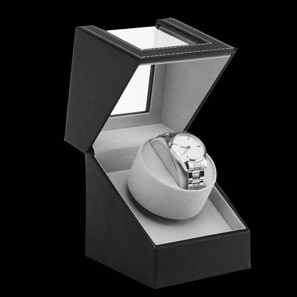 EU/US/AU/ Plug Автоматическая Механическая коробка с подзаводом для часов, шейкер, держатель для часов, дисплей, органайзер для хранения ювелирны...