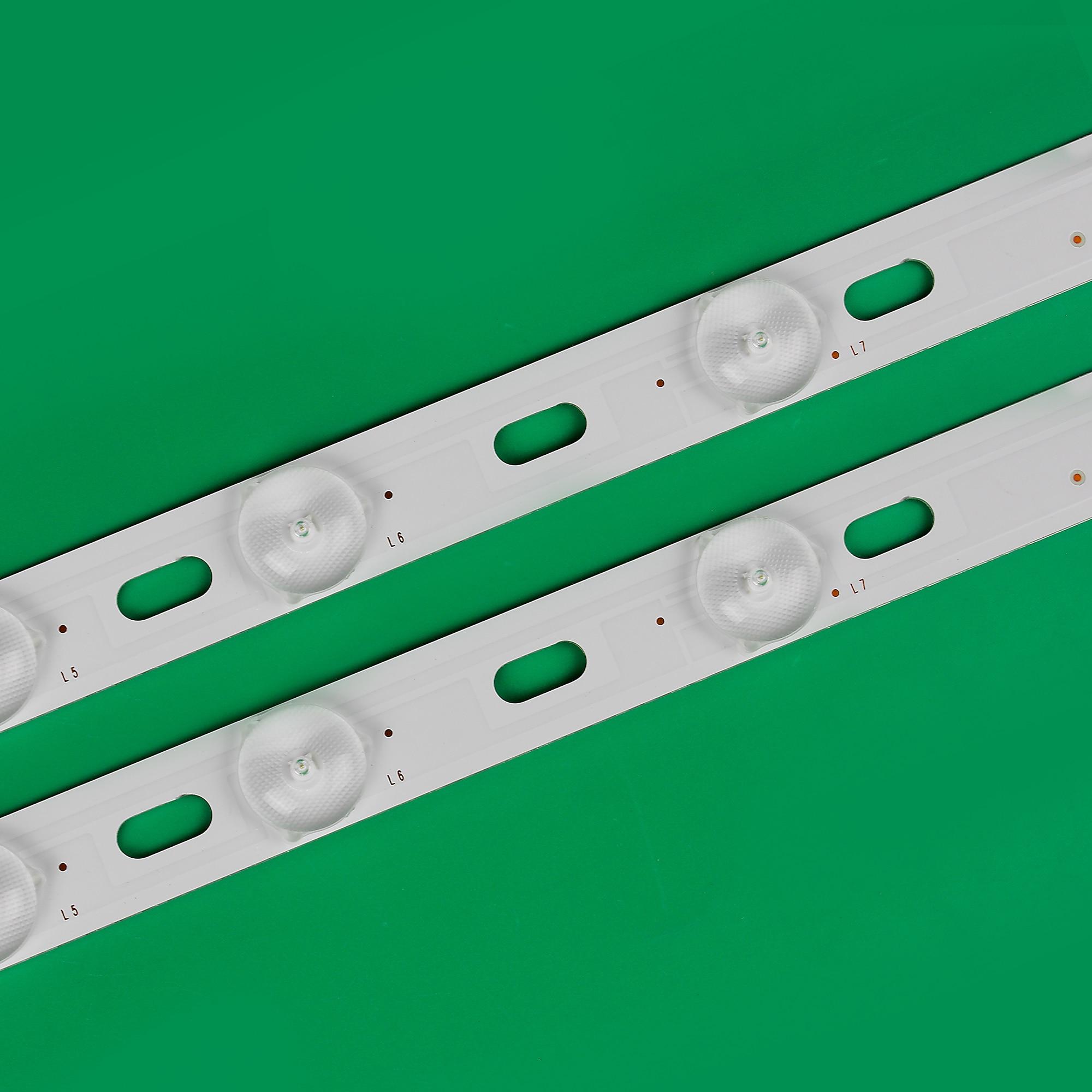 40pcs NEW for KONKA KL32GT618 LED backlight 35017727 10leds 64.4cm enlarge
