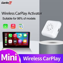 Carlinkit 3.0 Mini Carplay Wireless New for Toyota Mazda Nissan Camry Suzuki Subaru Tesla Citroen Pr