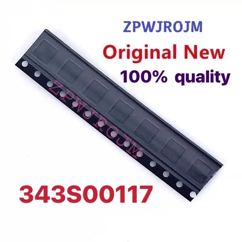 1-3pcs 34s0 00117 34s0 00117-a0 chip ic de potência principal para ipad pro12.9 2 gen