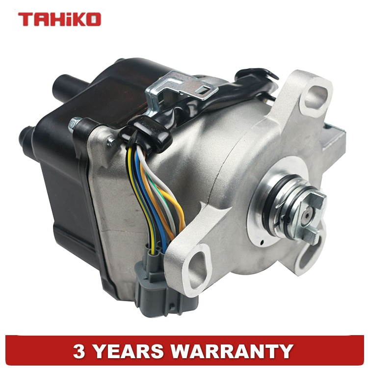 Electronic Ignition Distributor Fit for Honda CR-V B20 2.0L 99-01 TD74U TD-74U