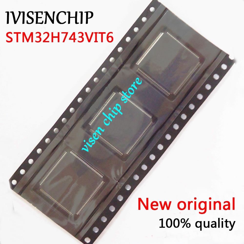2-10 Uds. STM32H743VIT6 STM32H743 VIT6 QFP-100