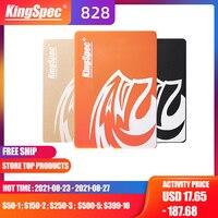 KingSpec hdd 2,5 SATA3 SSD 120 ГБ ssd 240 ГБ 480 1 ТБ 2 ТБ Внутренний твердотельный жесткий диск для ноутбука жесткий диск для настольного компьютера ssd диск для...