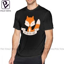 Fox T-Shirt Oh pour renard saké T-Shirt manches courtes homme T-Shirt 4xl 100 pour cent coton imprimé génial classique T-Shirt