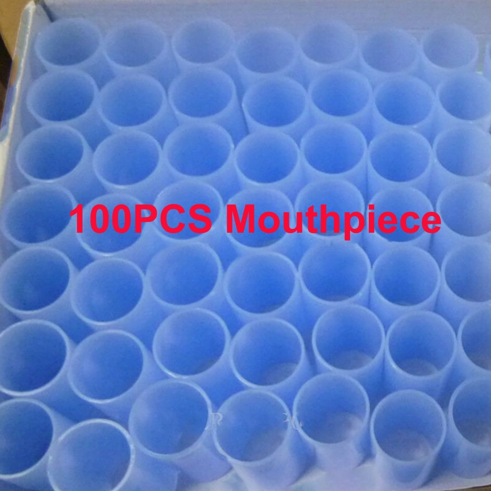 Reusable Mouthpiece Pipe for CONTEC Digital Spirometer SP10BT SP10 SP10W SP70B SP100 SP80B Lung Breathing Diagnostic Spirometry