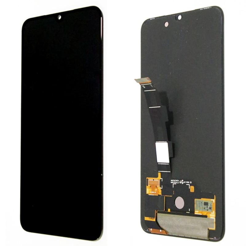 5.97'' Amoled Display for Xiaomi Mi 9 SE LCD Screen with Fingerprint 10 Touch Display for Xiaomi Mi9 SE Mi 9SE M1903F2G Repair enlarge