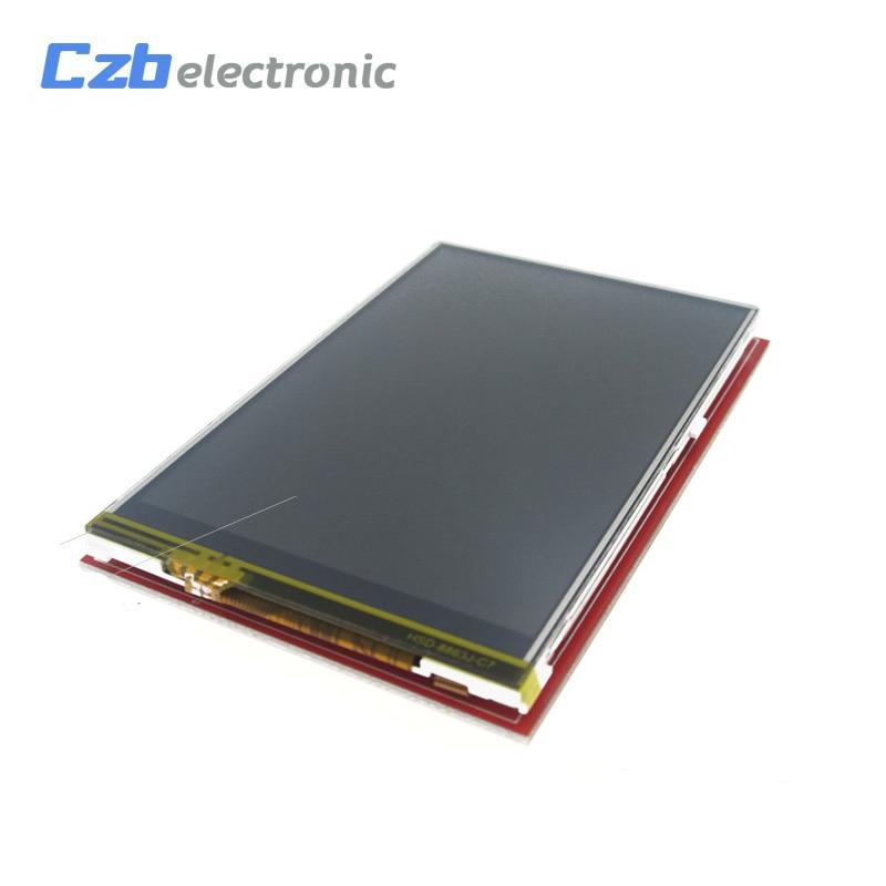 Pantalla táctil LCD TFT de 3,5 pulgadas 480x320 480*320 para placa UNO Mega2560 placa Plug and Play para placa de visualización de módulo Arduino LCD