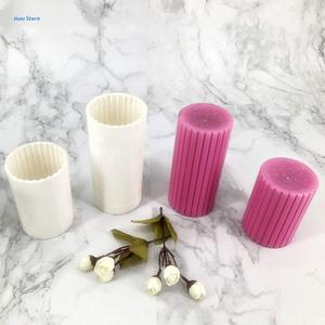 Plastic candle molds Candle Molds for DIY Christmas holiday gift Candle Making k L5YE