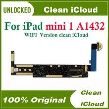 Motherboard mit voller chips logic board Wifi version A1432 A1454 A1455Wifi Cellular 3G für Ipad mini 1 motherboard mainboard