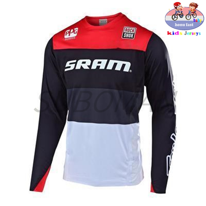 Kinder thor-camiseta de carreras para todoterreno, camiseta de carretera para descenso, Mtb,...