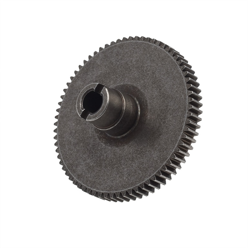 Metal Steel Diff Main Gear Reduction Gear for WLtoys 104001 1/10 RC Car Upgrade Parts Accessories