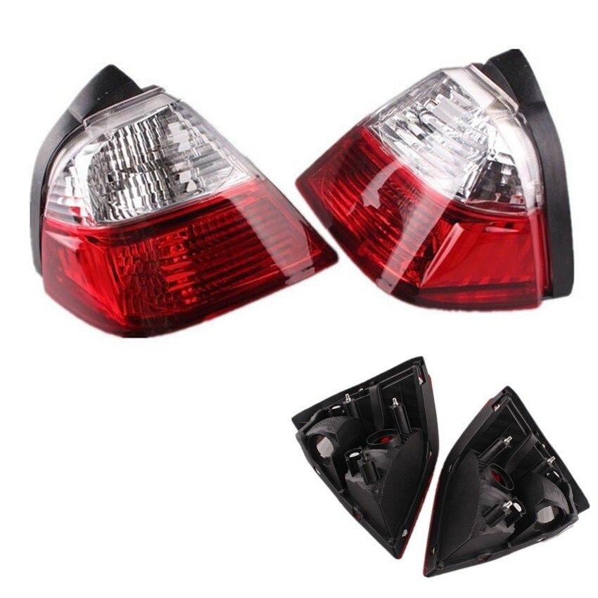 Menor de señal de vuelta de luz lente para Honda Goldwing 1800 GL1800 2006, 2007, 2008, 2009, 2010, 2011 accesorios de la motocicleta lámpara trasera