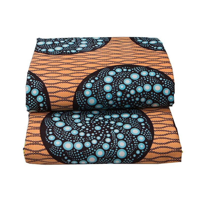 African Ankara prints batik fabric sewing material 100% polyester real Cloth wax for arts craft DIY wedding dress cheap price