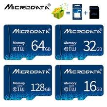 SD Card 16GB 32GB High Speed Class 10 64GB 128GB Real Capacity 256GB Mini SD Memory Card TF Cards fo