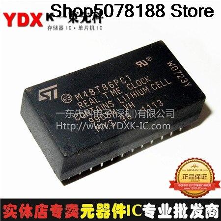 5 piezas S RAM M48T86PC1 M48T86PCI M48T86 DIP